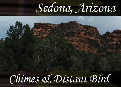 SoundScenes - Atmo-Arizona - Sedona, Chimes and Distant Bird