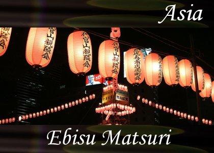 Ebisu Matsuri 1:00