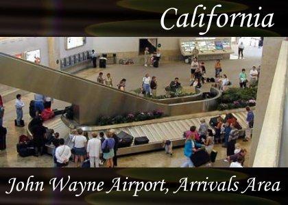 Arrivals Area 1