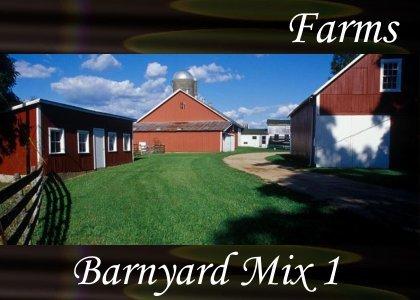 SoundScenes - Atmo-Farm - Barnyard Mix 1