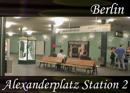 SoundScenes - Atmo-Germany - Berlin, Alexanderplatz Station 2