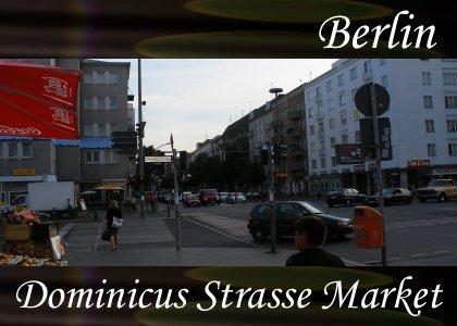 SoundScenes - Atmo-Germany - Berlin, Dominicus Strasse Market