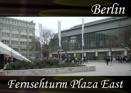 SoundScenes - Atmo-Germany - Berlin, Fernsehturm Plaza East