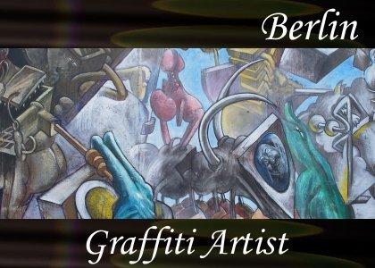 SoundScenes - Atmo-Germany - Berlin, Graffiti Artist