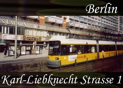SoundScenes - Atmo-Germany - Berlin, Karl-Liebknecht Strasse 1