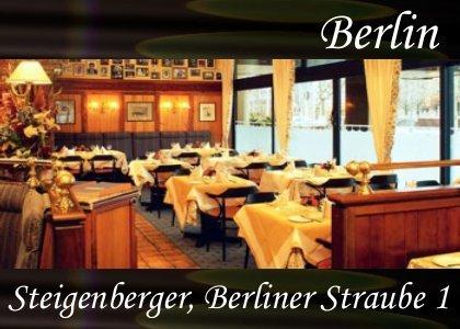 SoundScenes - Atmo-Germany - Berlin, Steigenberger, Berliner Straube 1