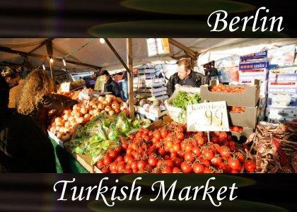 SoundScenes - Atmo-Germany - Berlin, Turkish Market
