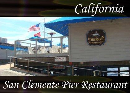 SoundScenes - Atmo-Locale - California, San Clemente Pier Restaurant