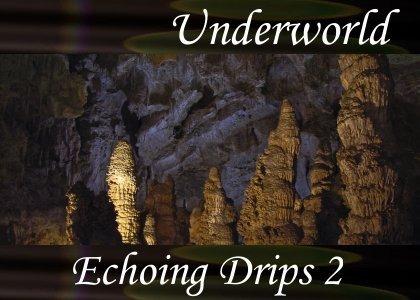 SoundScenes - Atmo-Underworld - Echoing Drips 2