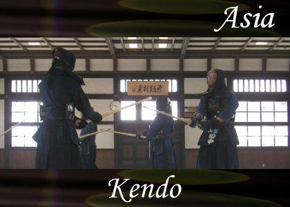SoundScenes - Atmo-Asia - Kendo