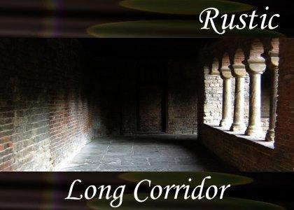 SoundScenes - Atmo-Rustic - Long Corridor