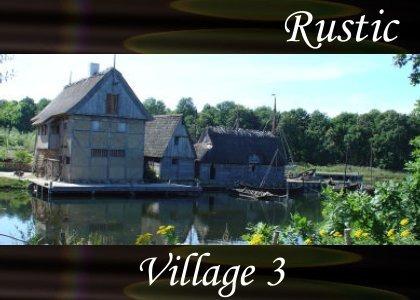 SoundScenes - Atmo-Rustic - Village 3