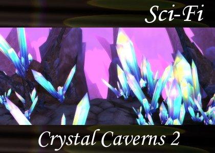 SoundScenes - Atmo-SciFi - Crystal Caverns 2