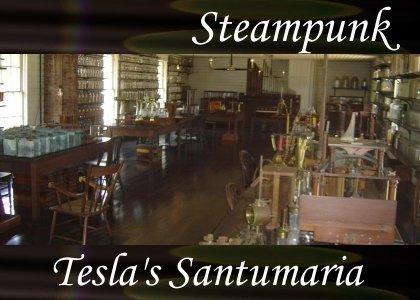 Tesla's Sanctumaria 1:00