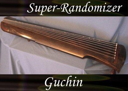SoundScenes - Super Randomizer - Asia - Guchin